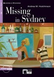 Missing in Sydney. Book + audio CD