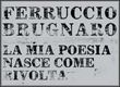 La mia poesia nasce come rivolta. Audiolibro. CD Audio