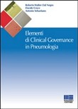 Elementi di clinical governance in pneumologia