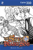 The Seven Deadly Sins Capítulo 310
