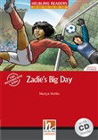 Zadie'S Big Day + CD