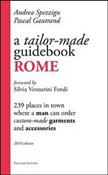 A tailor-made guidebook, Rome