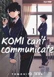 Komi can't communicate. Vol. 1