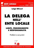 la delega dell'ente local...