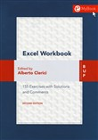 Excel workbook. 100 execises with solutions and comments