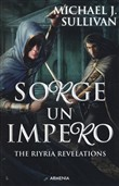 Sorge un impero.The Riyria Revelations 2