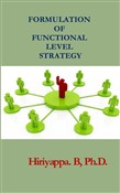Formulation of Functional Level Strategy
