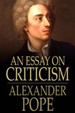 an essay on criticism: wi...