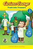 curious george: trash int...