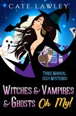 witches & vampires & ghos...