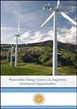 Renewables energy sources in Argentina. Investment opportunities