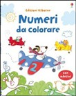 Numeri da colorare