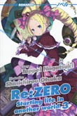 Re: zero. Starting life in another world. Vol. 3
