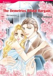 THE DEMETRIOS BRIDAL BARGAIN (Mills & Boon Comics)