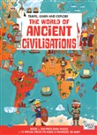 The world of ancient civilizations. Travel, learn and explore. Con puzzle