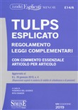E14/A - TULPS Esplicato (Editio minor)