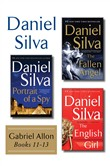 Daniel Silva's Gabriel Allon Collection, Books 11 - 13