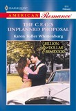 The C.e.o.'S Unplanned Proposal (Mills & Boon American Romance)