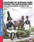 Uniforms of Russian army during the Napoleonic war. Vol. 14: Reign of Alexander I of Russia (1801-1825). Garrisons, invalids, medical and veterinery corps