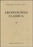 Archeologia classica (1973-1974). Vol. 25-26: Volume in onore di Margherita Guarducci