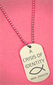 A Crisis of Identity