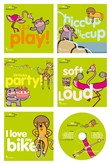 Learn with Mummy in the savannah. Ediz. illustrata. Con CD-Audio. Vol. 1-5