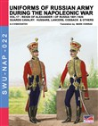 Uniforms of Russian army during the Napoleonic war. Vol. 17: Reign of Alexander I of Russia (1801-1825). Guards cavalry: Hussars, lancers, Cossack & others