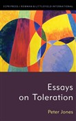 Essays on Toleration
