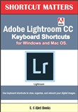 Adobe Lightroom CC Keyboard Shortcuts for Windows and Mac OS