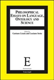 Philosophical Essays on Language, Ontology and Sciences