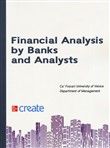Financial analysis by banks and analysts