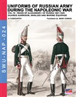 Uniforms of Russian army during the Napoleonic war. Vol. 19: Reign of Alexander I of Russia (1801-1825). guards garrison, invalids and marine équipage