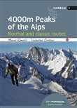 4000 m peaks of the alps....