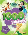 Fairies. 1000 stickers. Con adesivi
