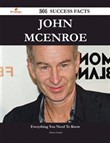 John McEnroe 244 Success Facts - Everything you need to know about John McEnroe