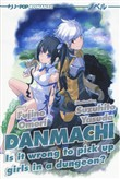 Danmachi. Light novel Vol. 1