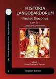 Historia Langobardorum-History of the Longobards
