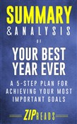 Summary & Analysis of Your Best Year Ever