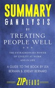 Summary & Analysis of Treating People Well