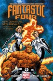 Fantastic Four Vol. 1: New Departure, New Arrivals