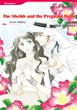 The Sheikh and the Pregnant Bride (Mills & Boon Comics)