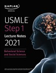 USMLE Step 1 Lecture Notes 2021: Behavioral Science and Social Sciences