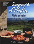 Sapore d'Italia. Giro d'Italia in 90 ricette-Taste of Italy. Around Italy in 90 recipes