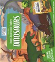 Dinosaurs. Travel, learn and explore. Libro puzzle