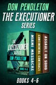 The Executioner Series Books 4–6
