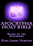 King James Bible-KJV Apocrypha
