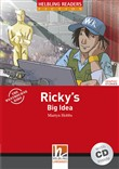Ricky's Big Idea + Cd