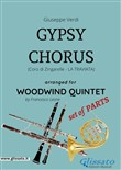 gypsy chorus - woodwind q...