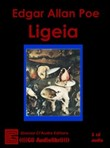 Ligeia. Audiolibro. CD Audio