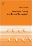 Automata theory and formal languages